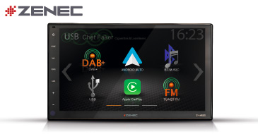 Navigationssystem Zenec Z-N966