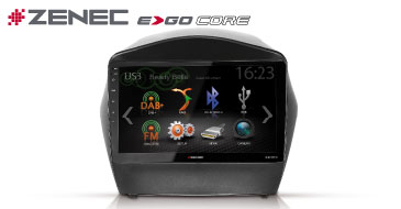 ZENEC E>GO Core Z-F4101 für Hyundai iX35