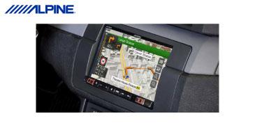 ALPINE INE-W997E46: 2-DIN Navi für die BMW 3er-Serie E46