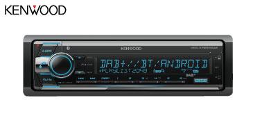 Kenwood KDC-X7200DAB